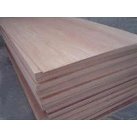 China 18mm Keruing Plywood on sale