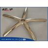 Buy cheap ATOP Aluminium Alloy Chair Feet Multi Arc PVD Vacuum Coating Machine from wholesalers