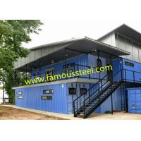 Quality Modular Container Hotel Solutions Affordable Shipping Containers For Single - Family Options for sale