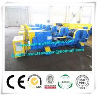 China Europ Standard Conventional Welding Rotator / 600 Tons Pipe Rollers For Welding factory