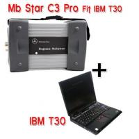 Buy cheap Mercedes Benz Star C3 Diagnostic Tool with IBM T30 for Mercedes Benz Cars and from wholesalers