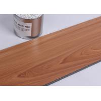 Buy cheap Easy Cleaning LVT WPC Plank Flooring Skid Resistance With Strong Adaptability from Wholesalers