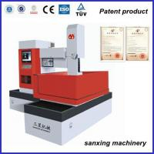 China DK7763C Wire EDM machine factory