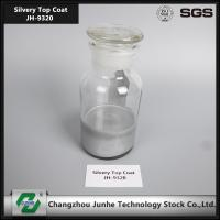 Buy cheap Self Dry Silver Top Coat Zinc Flake Coating 2 Adhesion Increase Surface Hardness from Wholesalers