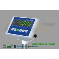 China Precision Weighing Scale Indicator / Truck Scale Indicator With Green LED Display factory