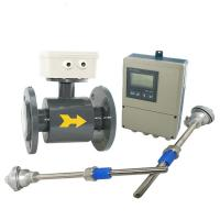 Buy cheap IP65 / IP67 / IP68 Divided Type Electromagnetic Flow Meter in High temperature from Wholesalers