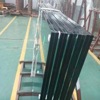 Buy cheap 40mm Thick clear Laminated Safety Tempered Glass Dance Floor Price m2 with Ce/CCC/ISO9001 from Wholesalers