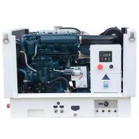 Buy cheap Electric Auto Start 7kw Marine Diesel Generator Enclosure Single Phase 120V Sea Water Pump from Wholesalers
