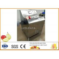 Buy cheap 1T/D Dried Fruit Production Line For  Freeze-Dried Apple Pear from Wholesalers