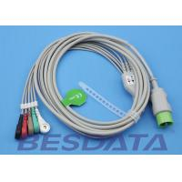 Buy cheap Pateint Monitor One Piece ECG Cables And Leadwires for Spacelabs Ultraview from Wholesalers