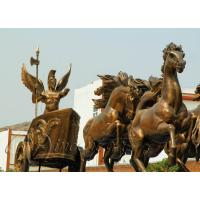 Buy cheap 2016 high quality metal crafts bronze horse statue from wholesalers