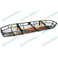 Buy cheap Iron with spraying plastics Rescue Basket Stretcher , lightweight first aid stretcher from Wholesalers