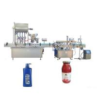 China High Speed Honey Filling Machine Used In Pharmaceuticals / Cosmetic Industries factory