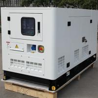 Buy cheap Japan Electric Power 20kw Industrial Power Generators Ultra Silent Enclosure from Wholesalers