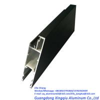 China 6063 T5 T6 Aluminium Profile for window door and curtain wall factory