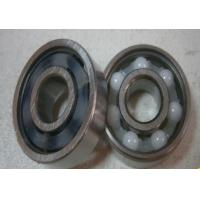 Buy cheap High Precision SI3N4 Steel Hybrid Ceramic Bearing For Motorcycles / Bycicles from Wholesalers