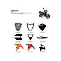 Buy cheap Plastic Motorcycle Spare Parts Benelli TNT25 TNT300 BJS300GS Lamps Long Service from wholesalers