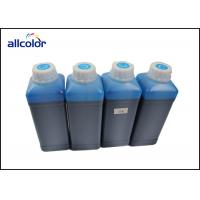 China Textile Printing Water Based Ink / Inkjet Polyester Sublimation Printing Ink 1000ml factory