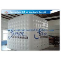China Square Inflatable Helium Balloons For Display Show Digital Printing factory
