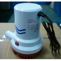 Buy cheap DC 12V/24V submersible pump bilge pump from Wholesalers