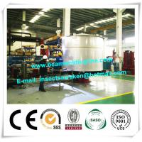 China Automatic Welding Machine Revolving Table / Floor Turntable Positioner factory