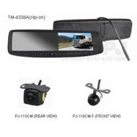 Buy cheap 3-Way Input Vechicle Front & Rear View System (PJ-4338A-RS) from Wholesalers