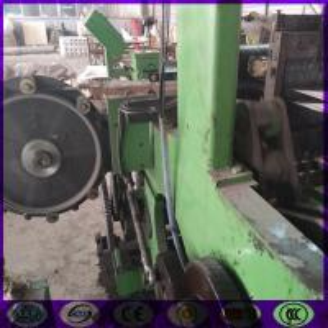 China stainless steel 8meshx1.2mm weaving machine factory