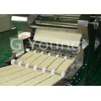 Buy cheap 50-100g / Cake Instant Noodle Production Line 200 000 Cakes 800mm Roller Fried Bag from Wholesalers