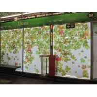 Buy cheap 720-2880dpi Light Box Poster Printing , Backlit Film Printing from Wholesalers