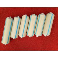 Buy cheap Nylon Conveyor Rollers Fertilizer Plant Conveyor Belt Rollers Operate Silently from Wholesalers