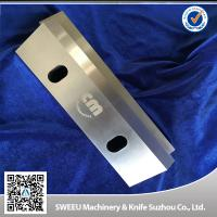 Buy cheap Durable D2 Replacement Plastic Cutting Blade For Plastic Recycling Machine / Line from Wholesalers