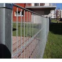 China 656 868 Mesh Fence Panels ,  Low Carbon Wire Steel Galvanized Welded Fence on sale
