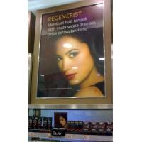 Buy cheap 100-175mic Light Box Poster Printing , 720-2880dpi Poster Printing from Wholesalers