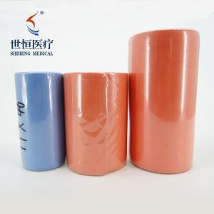 China High quality orange high polymer foam first aid  roll splint China manufacturer on sale