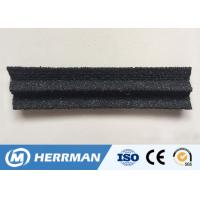 Buy cheap 6-35KV Rated Voltage Rubber Gap Filler Strip , Cable Filler Yarn 9-30mm Thickness from Wholesalers