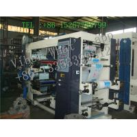 Buy cheap 6 Colors  Flexo Printing Machine for high speed shopping bag flexo printing from Wholesalers