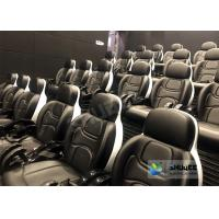 China Electronic System Decoration 5d Cinema Equipment CPU Control / 5d Movie Theater factory