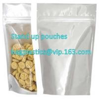 China Aluminum Foil Bags, Stand up Pouches, Polypropylene Pouches factory