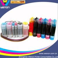 China ciss for HPdesignjet30/130 6 color printer ciss ink system factory