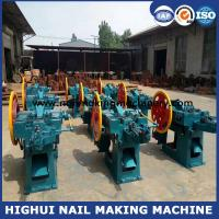 Buy cheap China High speed Low noise z94-3c Automatic nails making machine from wholesalers