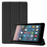 China All-New Kindle Fire 7 Case Leather Cover for Kindle Fire 7(9th Generation,2019) factory