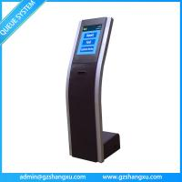 "Cheap OEM Intelligent 17"" Bank Queue Management System Ticket Dispenser for sale"