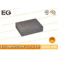 Buy cheap Heat Resistance Carbon Graphite Products Custom Made With Grain Size 0.8mm from Wholesalers