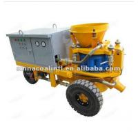 Buy cheap PZ series dry-mix concrete spraying machine from Wholesalers