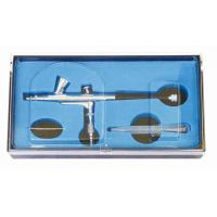 Buy cheap Dependable Gravity Airbrush Kit For Acrylic Paint , Face Airbrush Machine from Wholesalers