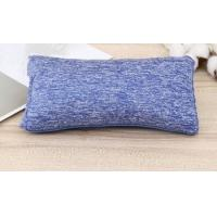 China Cervical Neck Collar For Sleeping , 100% Cotton Cervical Neck Support Pillow factory