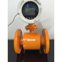 Buy cheap Sanitary / Impacted Type Fluid Flow Meter With Multi Language Interface from Wholesalers