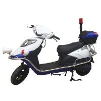 Buy cheap Security Two Wheeled Patrol Electric Scooter Bike Moving And Lighting Motor GM026 from Wholesalers