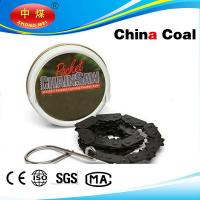 China Amazing portable pocket chain saw with Carry Pouch factory