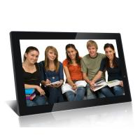 Buy cheap Big 21.5 Inch FHD High Resolution Digital Picture Frame With Video Loop Play from Wholesalers